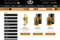 Royal Mile Whiskey website design