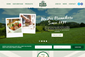 Pork Farms website design