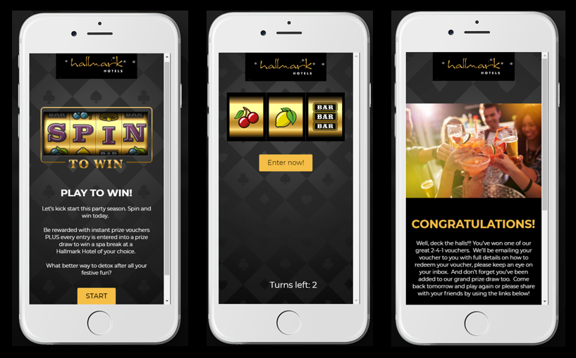 Hallmark Hotels Gamification